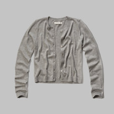 girls signature cardigan