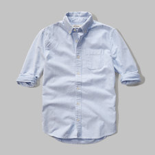 girls classic pocket shirt