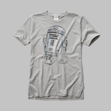 girls vintage star wars graphic tee