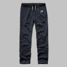 girls a&f active sweatpants