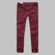 girls a&f five-pocket pants