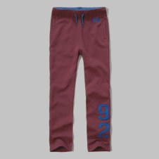 girls classic logo graphic sweatpants