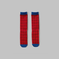 girls Marvel graphic socks