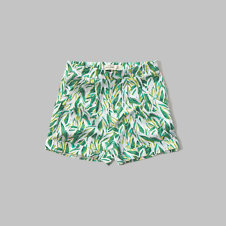 girls printed boyshorts