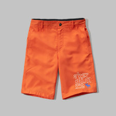 girls pool to playground shorts
