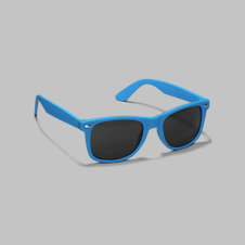 girls plastic rim sunglasses