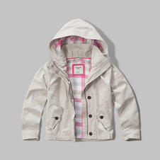 girls utility jacket