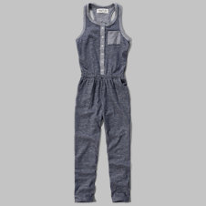 girls tank jumpsuit