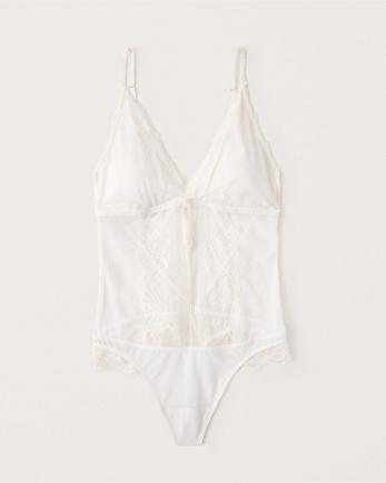 ANFVintage Lace Bodysuit
