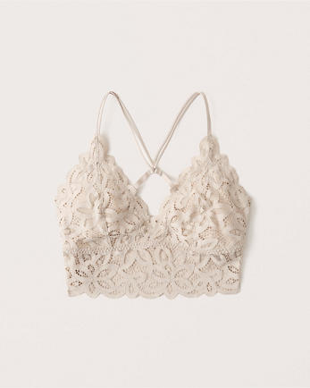 ANFLace Triangle Bralette