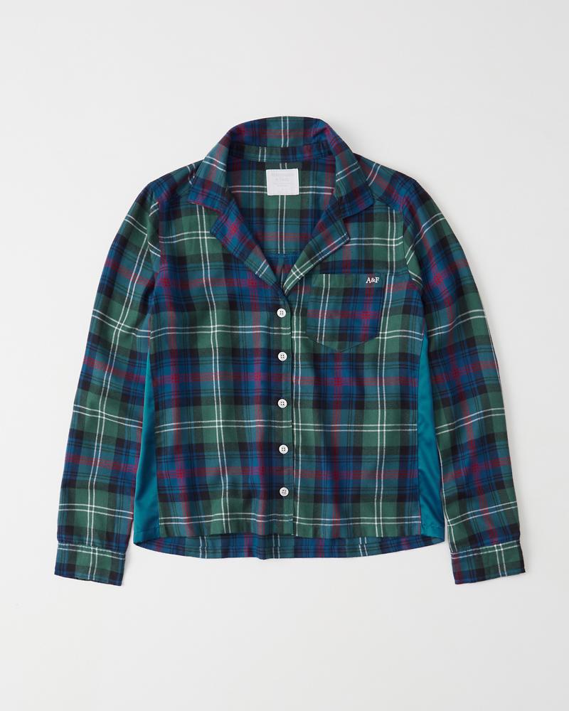 2f5666c505 Flannel Sleep Shirt