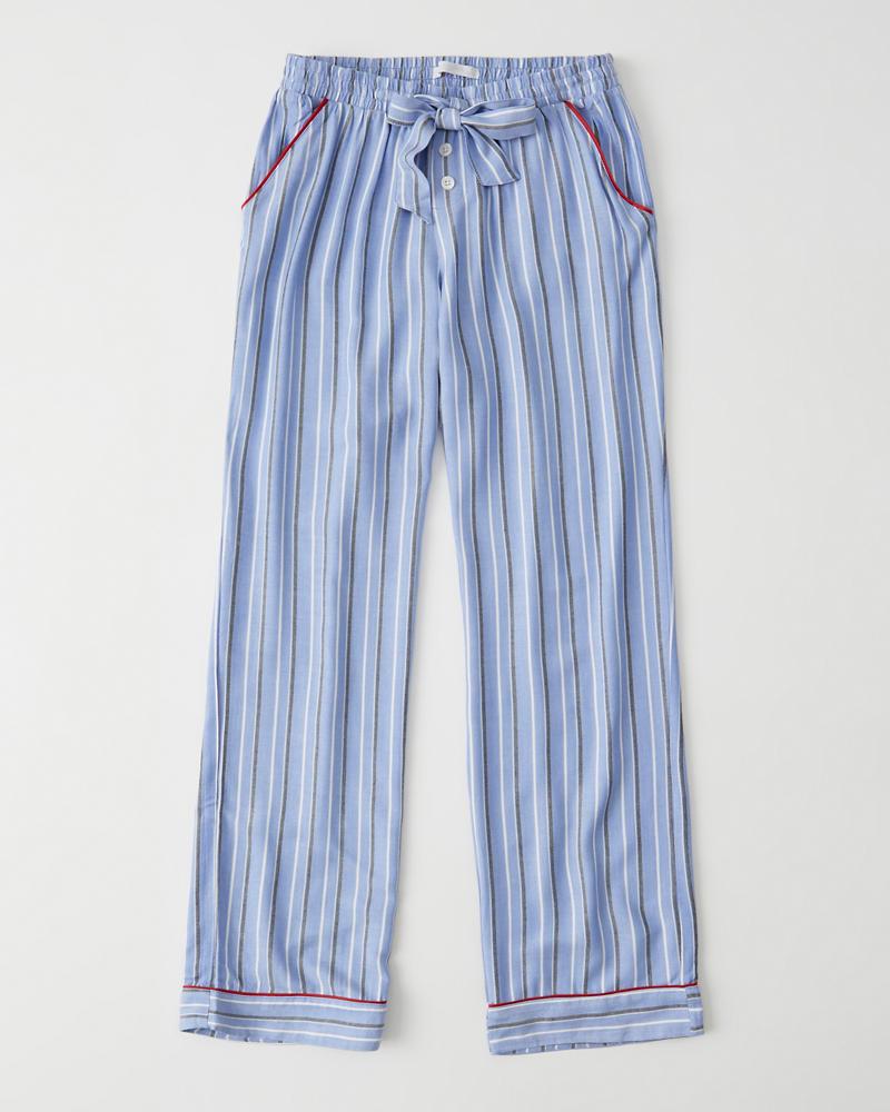 543cfca2 Mujer Pantalones de dormir de sarga para hombre | Mujer Ropa de ...