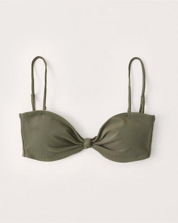 ANFKnot-Front Bikini Top