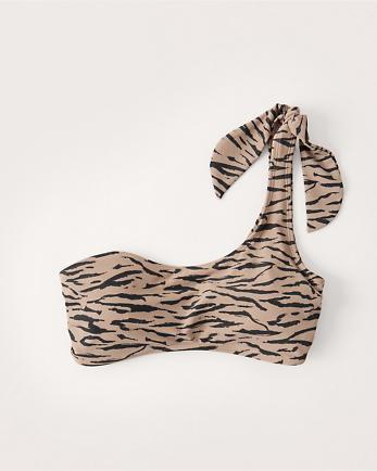ANFOne-Shoulder Bikini Top