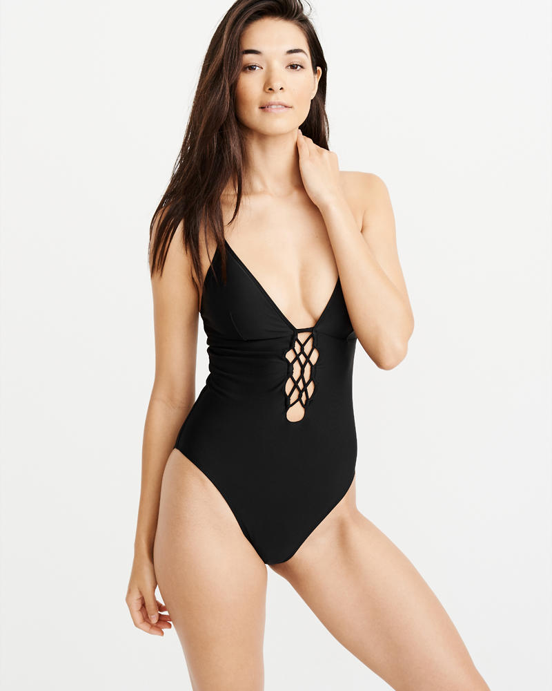Womens Swimsuits Bikinis Swimwear Abercrombie Fitch