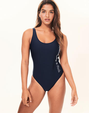 bb9665a781589 Womens One Piece Swimsuits | Abercrombie & Fitch