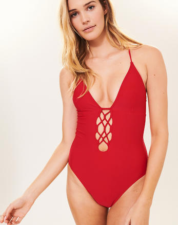 a57b095b1b438 Womens Swimwear Sale | Abercrombie & Fitch
