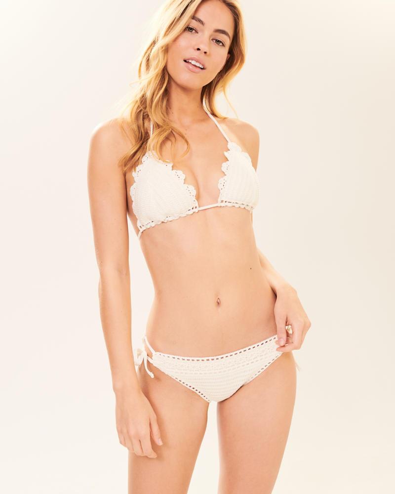 Donna Slip Bikini Alluncinetto Donna Costumi Da Bagno