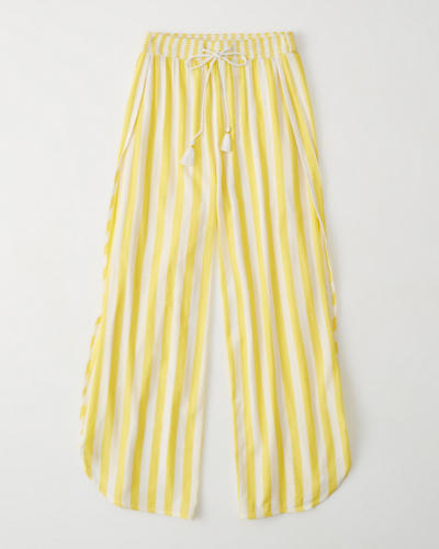 Wide Leg Pants by Abercrombie & Fitch
