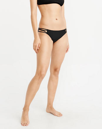 0fb733907d9 Twisted Strap Bikini Bottoms