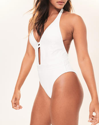 b3ed47e940cad Womens One Piece Swimsuits | Abercrombie & Fitch