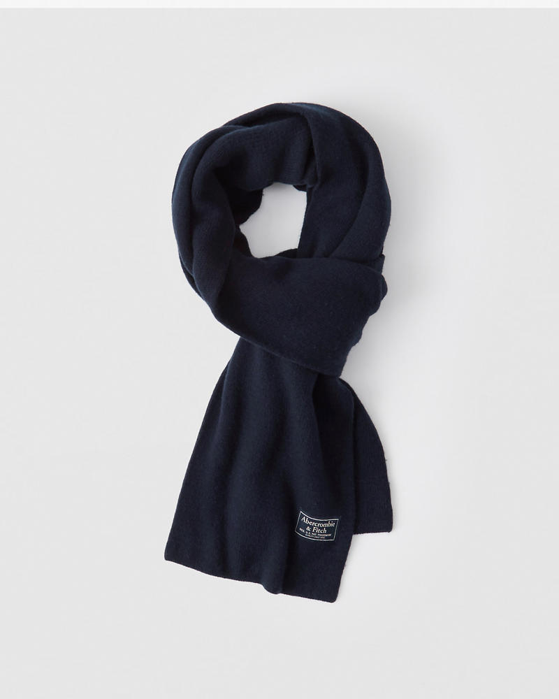 Cozy Knit Scarf by Abercrombie & Fitch