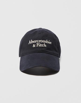379de95732c3 Embroidered Logo Hat, NAVY BLUE