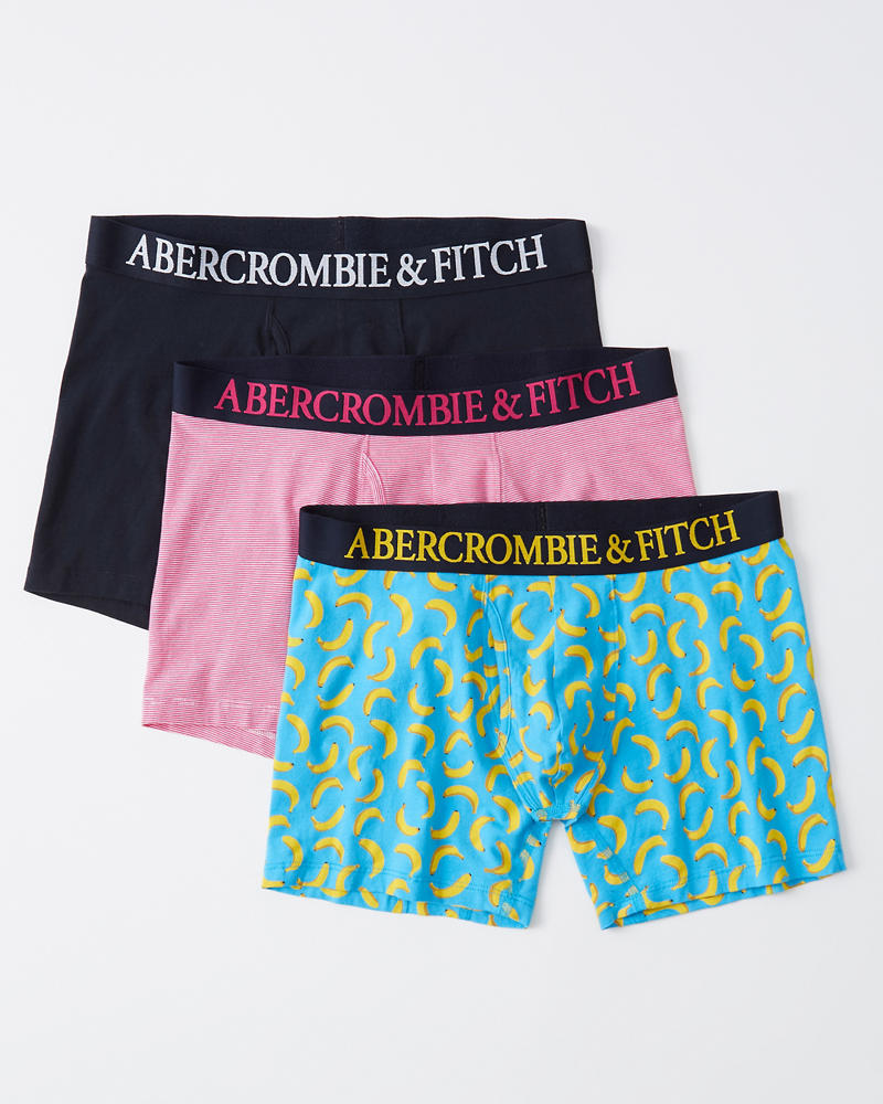 16610c22d8 Mens 3-Pack Boxer Brief | Mens Underwear | Abercrombie.com