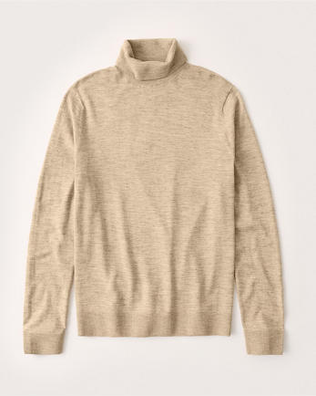 ANFPima Cotton Turtleneck