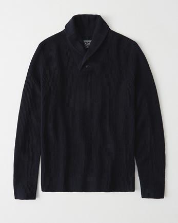 ANFShawl Sweater