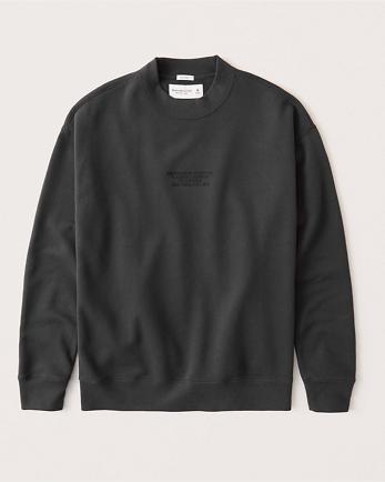 ANFMock Crew Sweatshirt