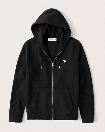 ANFFull-Zip Icon Hoodie
