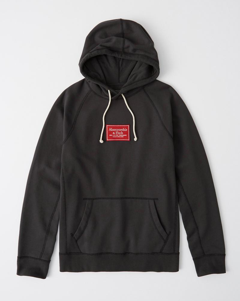 e2c8dd5a2820 Mens Box Logo Hoodie