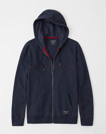 ee9ed756 Mens Hoodies & Sweatshirts Tops | Abercrombie.com