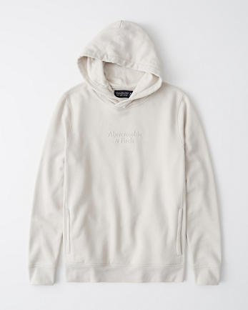 ANFThe A&F Perfect Popover Embossed Hoodie