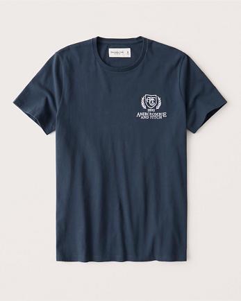 ANFShort-Sleeve Logo Tee