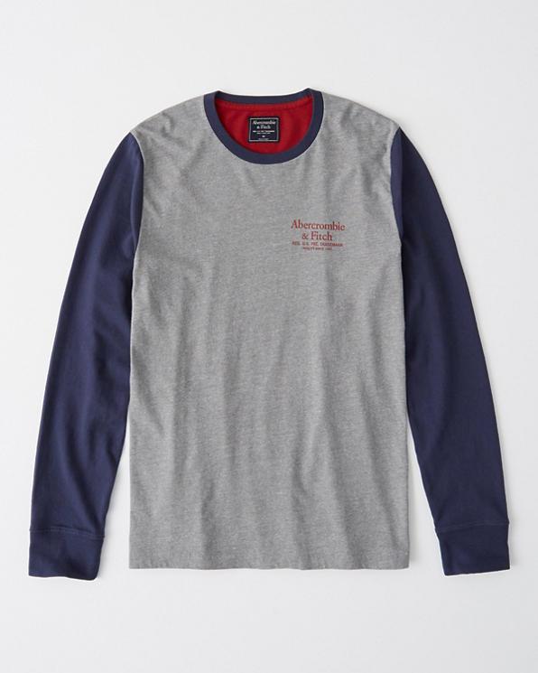 659db5f9 Hombre Camiseta con logo de colores combinados | Hombre Liquidación ...
