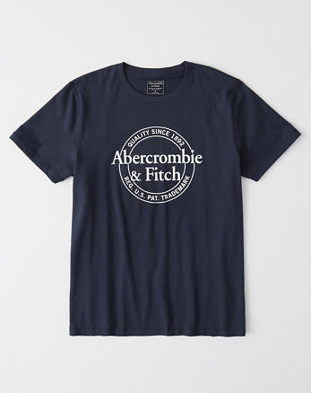 a44bab99 Mens Graphic Tees | Abercrombie & Fitch