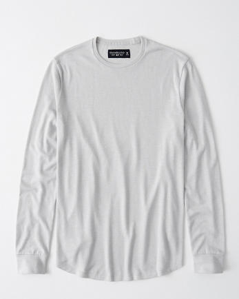 ANFTextured Jersey Knit Tee