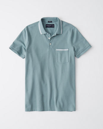 ANFTipped Polo