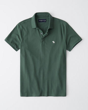 ANFIcon Stretch Polo