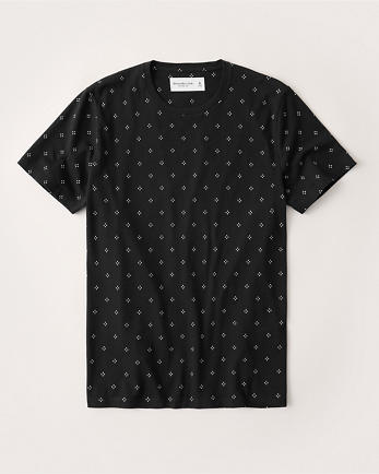 ANFPattern Crew Tee