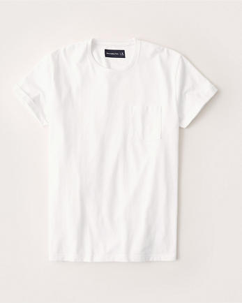 ANFRoll Sleeve Heavyweight Tee