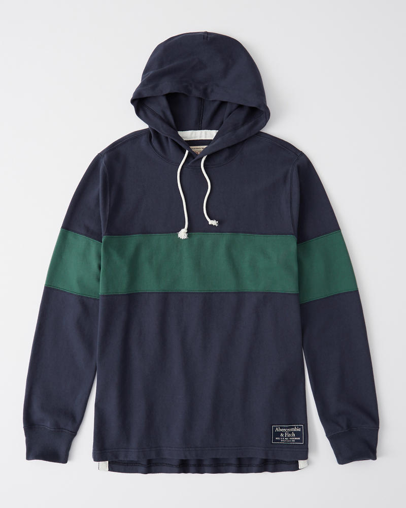 Rugby Hoodie by Abercrombie & Fitch