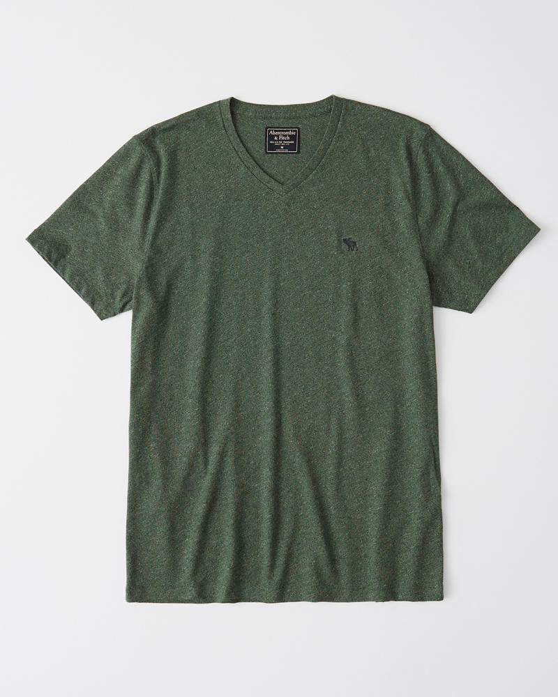 9c33194f3 Mens Textured Icon V-Neck Tee