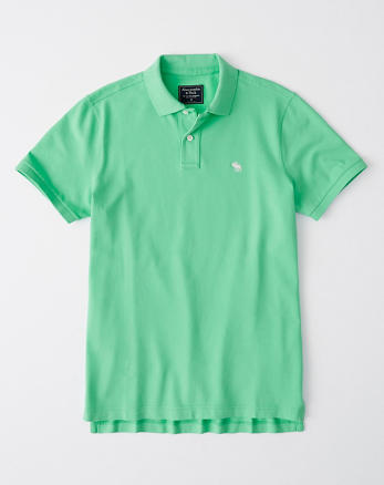 23f28446 Mens Polos | Abercrombie & Fitch