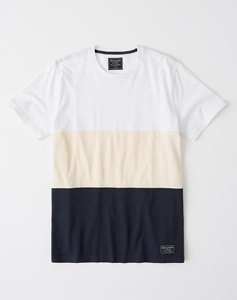 7e0413145840 Mens T-Shirts | Abercrombie & Fitch