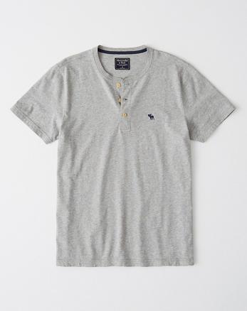 9b2f75295 Mens Henley T-Shirts