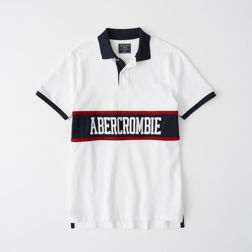 abercrombie polos