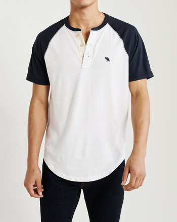 0ff43839f Mens T-Shirts | Abercrombie & Fitch